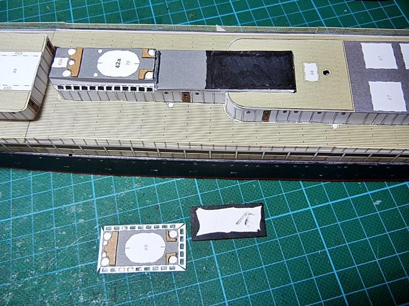 Schnelldampfer Augusta Victoria 1:250 HMV-Verlag - Seite 2 August10