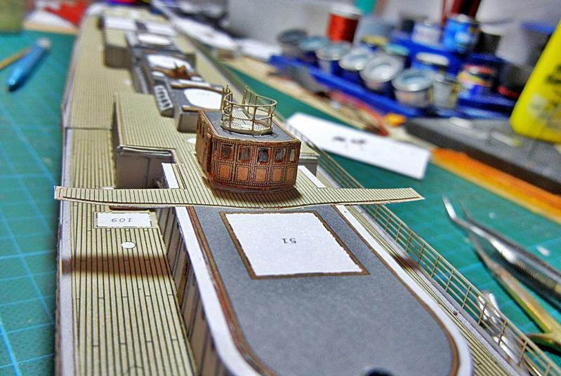 Schnelldampfer Augusta Victoria 1:250 HMV-Verlag - Seite 2 August20