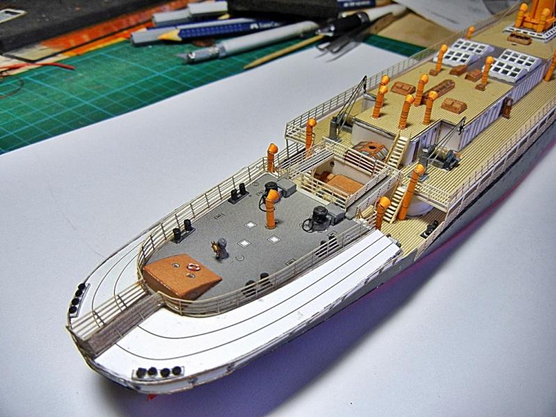 Schnelldampfer Augusta Victoria 1:250 HMV-Verlag - Seite 4 August96