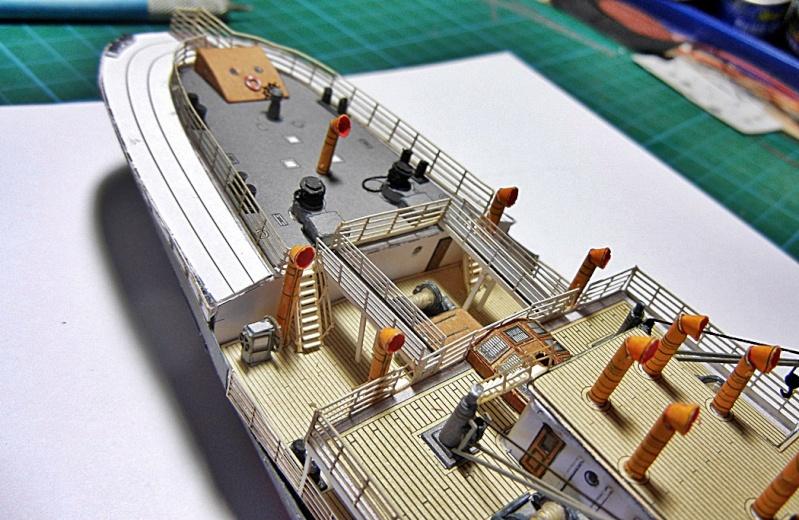 Schnelldampfer Augusta Victoria 1:250 HMV-Verlag - Seite 4 August97