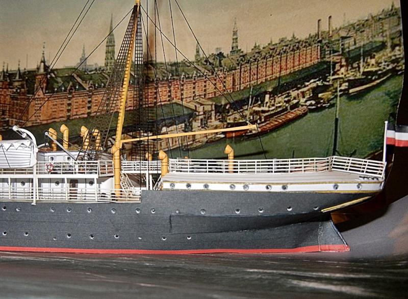 Schnelldampfer Augusta Victoria 1:250 HMV-Verlag - Seite 5 Galeri11