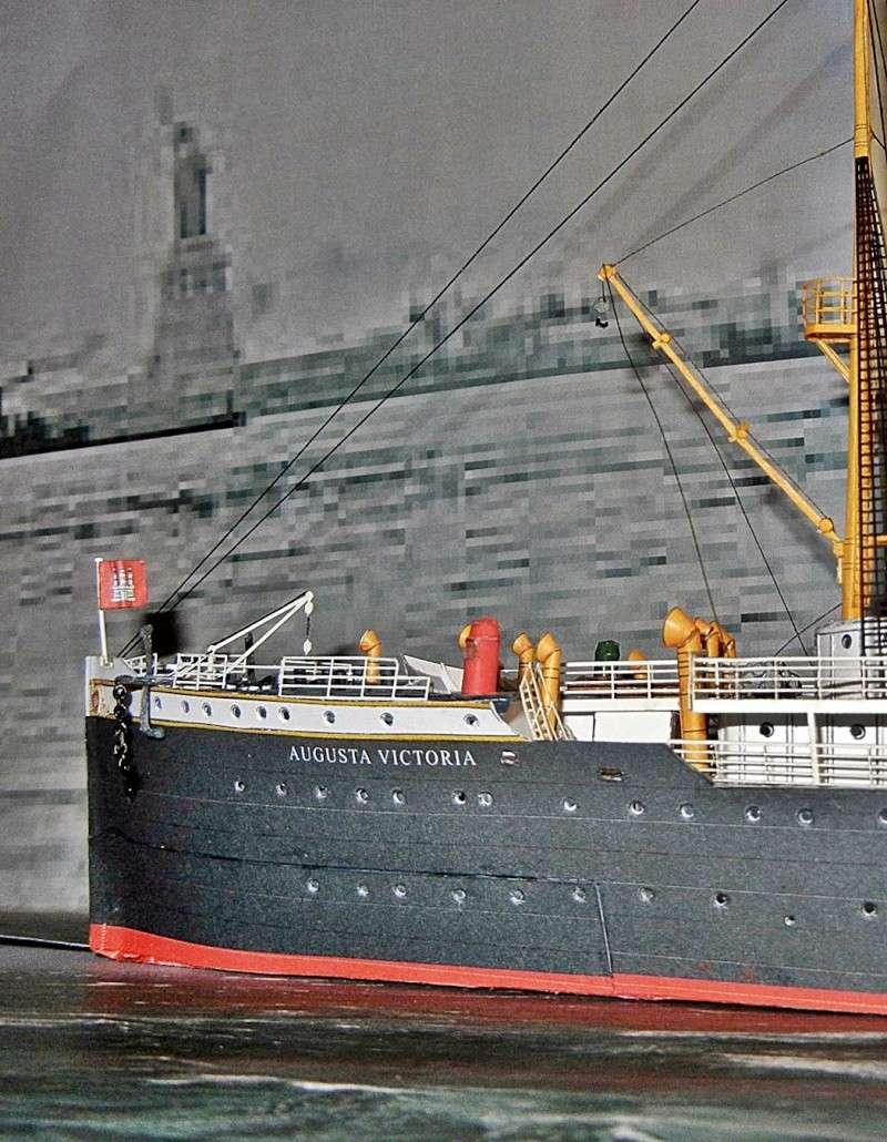Schnelldampfer Augusta Victoria 1:250 HMV-Verlag - Seite 5 Galeri13