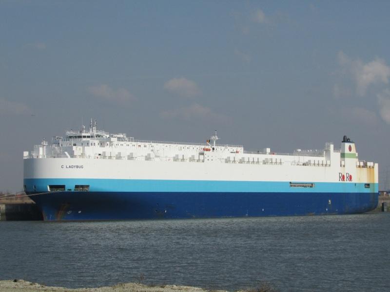 Le port d'Anvers C_lady10