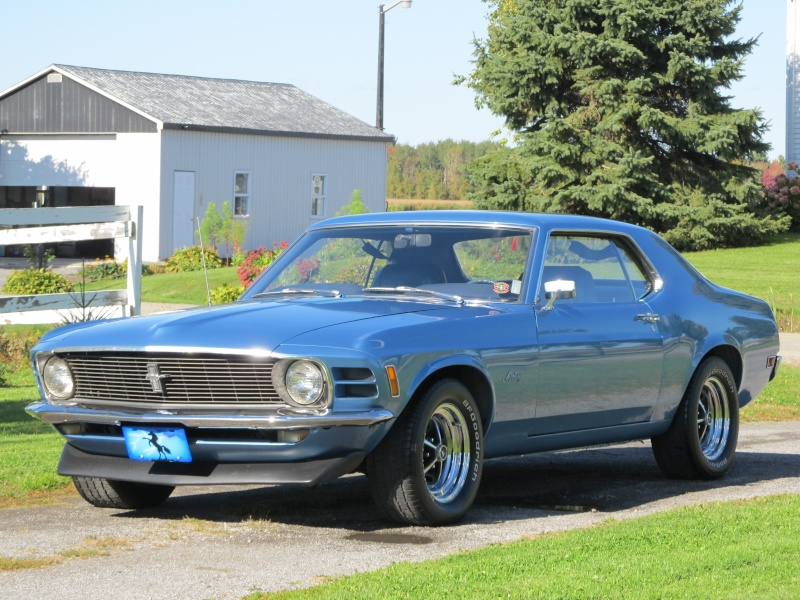 Ford Mustang Coupe 1970...à vendre!! Septem15
