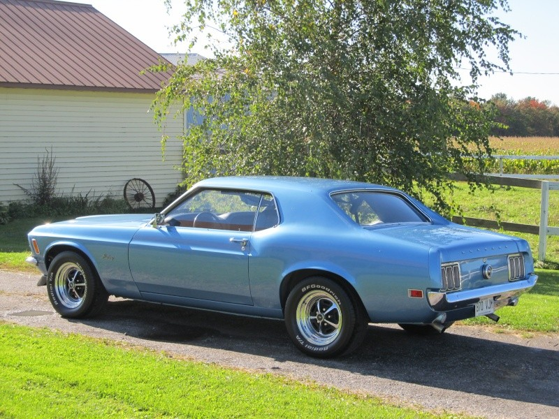 Ford Mustang Coupe 1970...à vendre!! Septem17