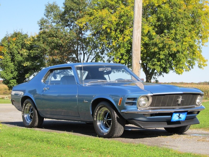 Ford Mustang Coupe 1970...à vendre!! Septem21