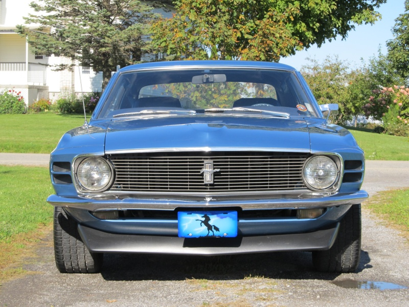Ford Mustang Coupe 1970...à vendre!! Septem22