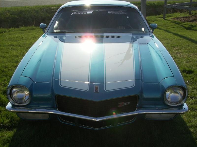 Chevrolet Camaro Z28 1971...à vendre!! St-ju110