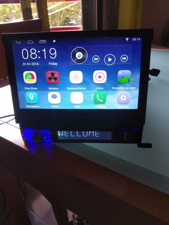 pantalla motorizada RM - CT0008 Reproductor de Android  S-l16010