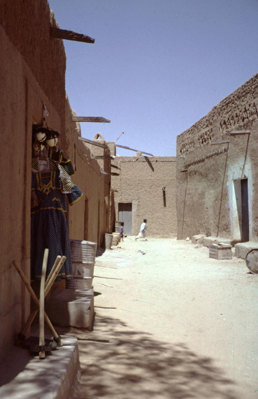 Travaux au sahara 1962-t25