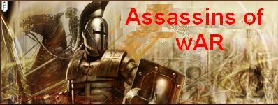 Assassins OF wAR