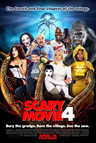 Scary Movie 4 - Español Latino B0000510