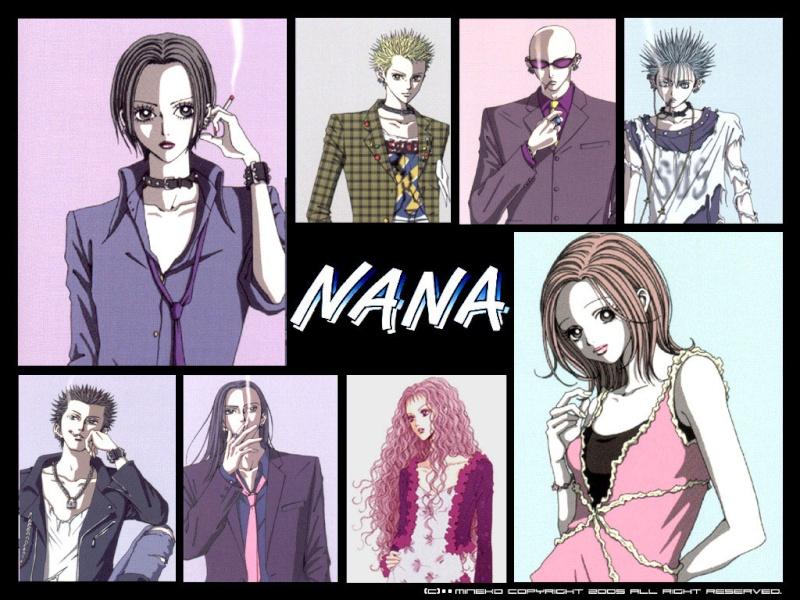 [Manga] *~Nana~* Fiche-10