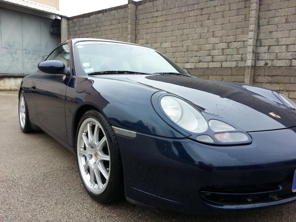 Porsche 996 C2 3,4l 1998 BV6 avec 59000 Km  20190111