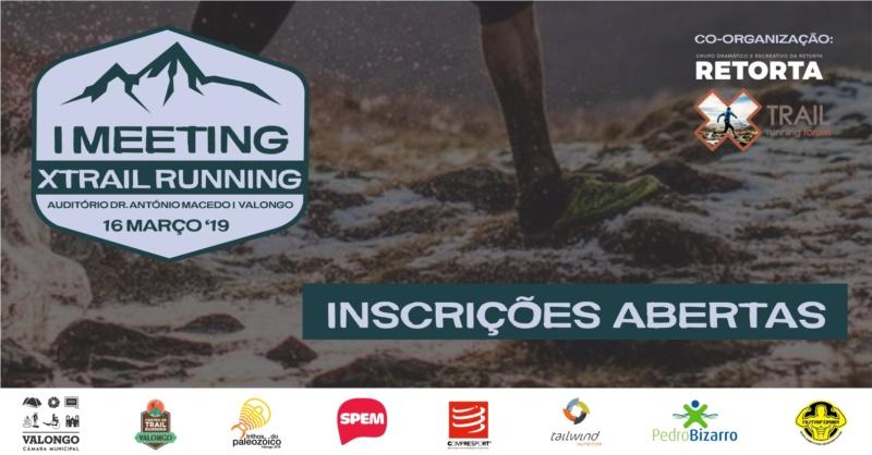 I Meeting Xtrail Running | 16 Março - Valongo Inscri10