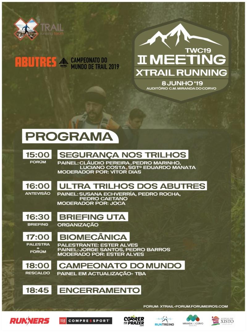 [Programa] II Meeting Xtrail Running TWC19 Meetin10
