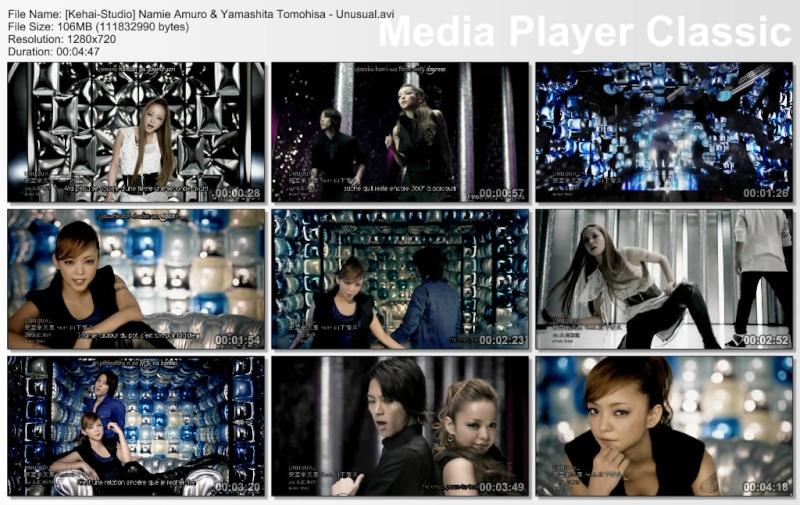 [J-music] Namie Amuro & Yamashita Tomohisa - Unusual Thumbs10