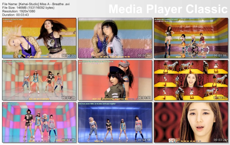 [K-music] Miss A - Breathe Thumbs11