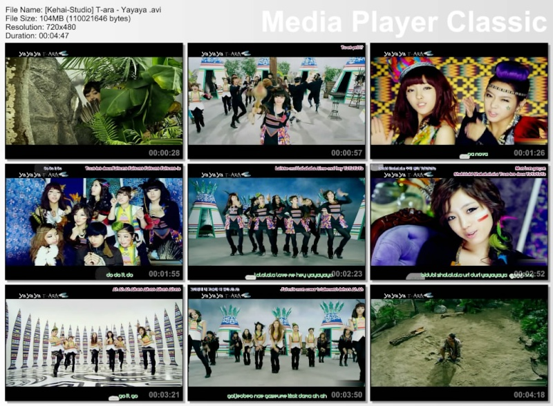 [K-music] T-ara - Yayaya Thumbs13