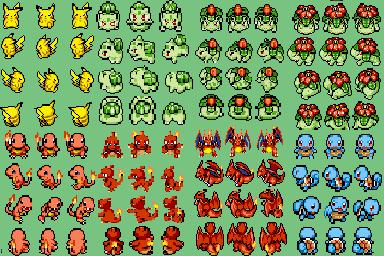 Characters et Facesets Pokémons Pkemon12