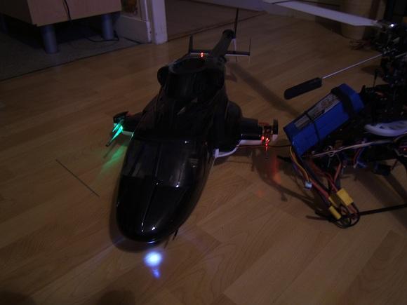 Kit feux de position hélico/avion Turnigy Dscf3712