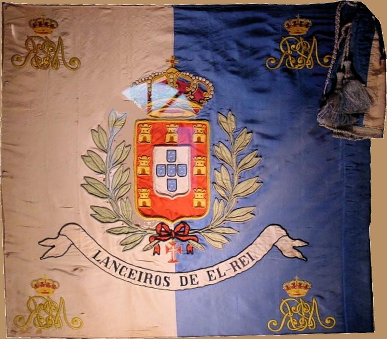 Manutenção do Regimento de Lanceiros 2 na Calçada da Ajuda, Lisboa Lancei10