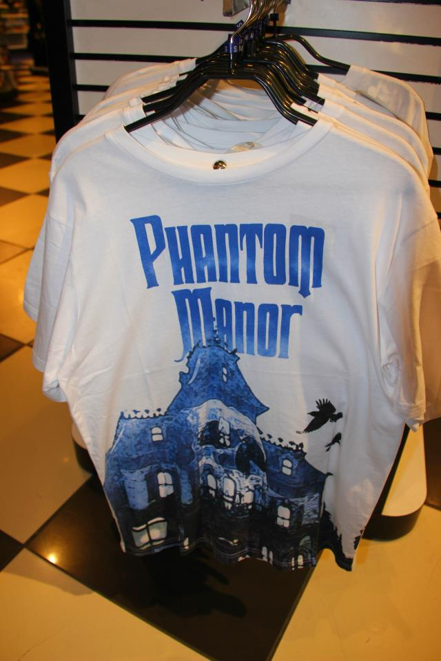 Merchandising de Phantom Manor à Disneyland Paris 55851010