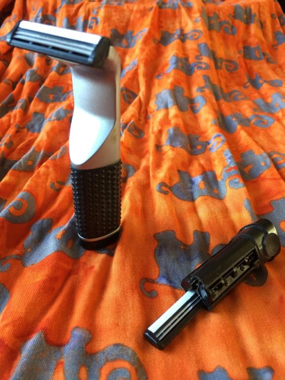 Wilkinson type GILLETTE contour /presentation A2f85410