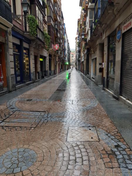 Bilbao, ese paraiso del pintxo pote Covid_10