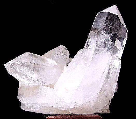 Le cristal de roche Quartz10