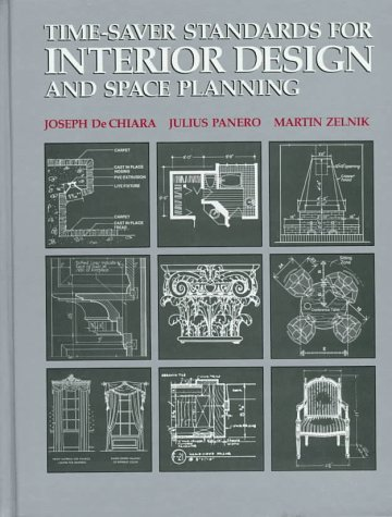Time-Saver Standards for Interior Design and Space Planning 51m8wf10