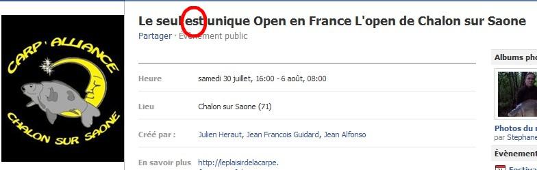 11 eme open de chalon sur saone L_open11