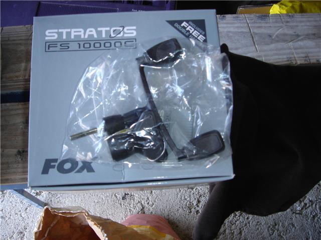Vend 3 moulinet Fox Stratos 10000 E comme neuf VENDU Moulin10