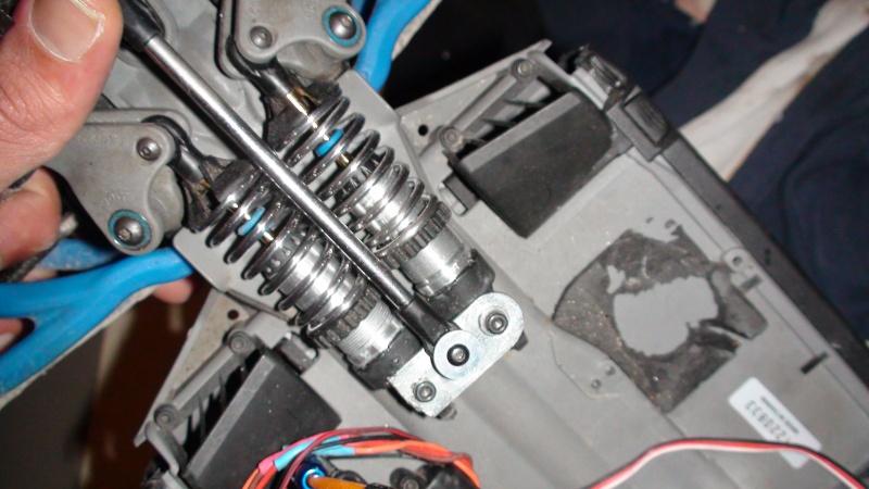 ERBE config bash solide 6S 2200KV mamba de truggy.P - Page 7 Dsc00528