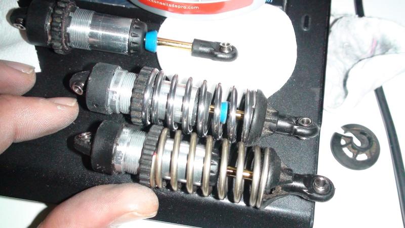ERBE config bash solide 6S 2200KV mamba de truggy.P - Page 7 Dsc00529
