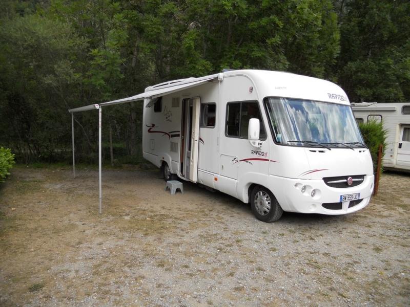 RAPIDO 9086 DF Intégral à vendre 2008 32000KM VENDU! Alpes_10