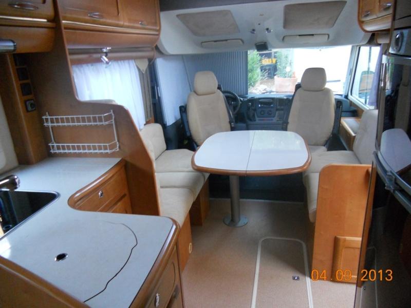 RAPIDO 9086 DF Intégral à vendre 2008 32000KM VENDU! Copie_10
