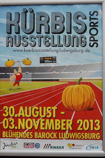 Kürbisausstellung Ludwigsburg 2013  Ka0110
