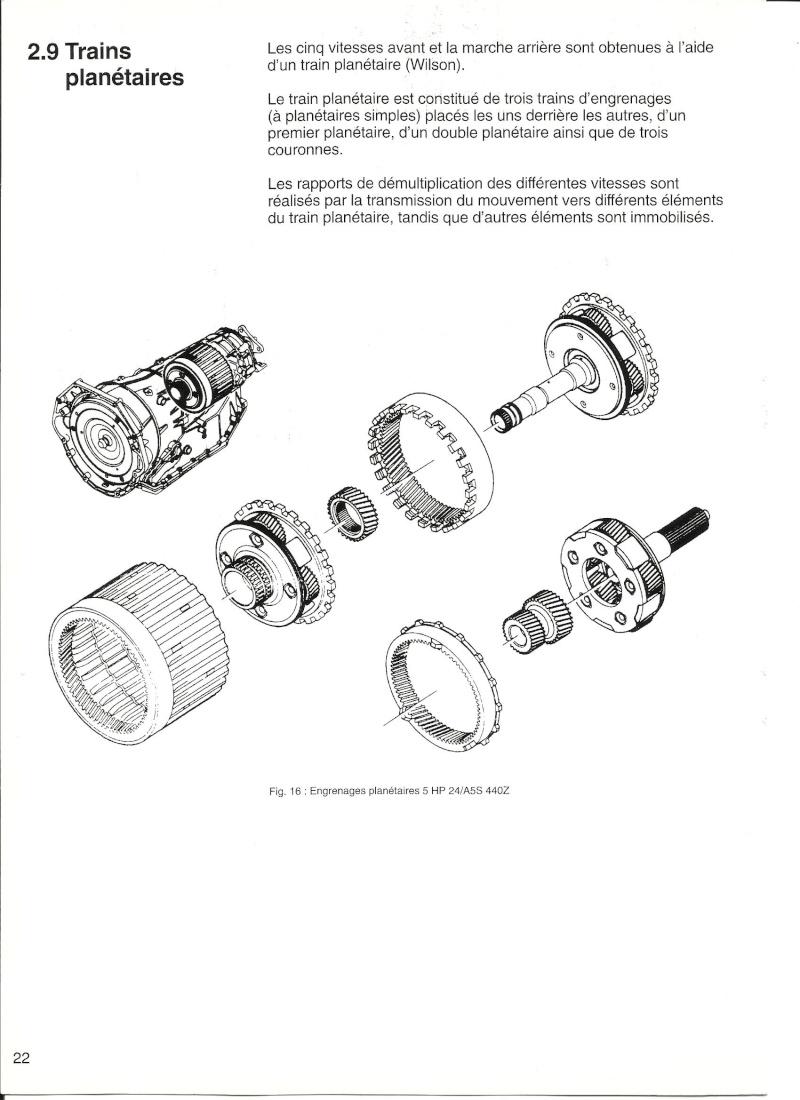 [ fiche technique BMW ] Boite de vitesses automatique 5 rapports A5S 440Z 24_bva10