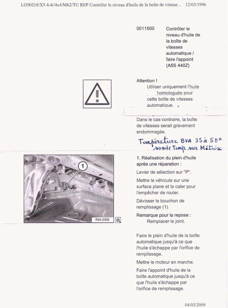 [ BMW e36 325 td an 1993 ] Problème boite auto ...    (RESOLU) Numari10