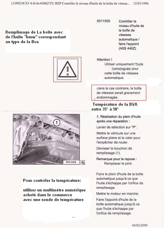 [ bmw e46 330 CD an 2004 ] problème boite automatique - Page 2 Numari12