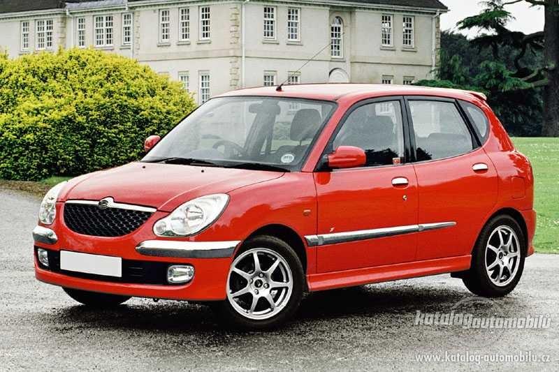 bu arabalarda benim beğendiklerim Daihat10