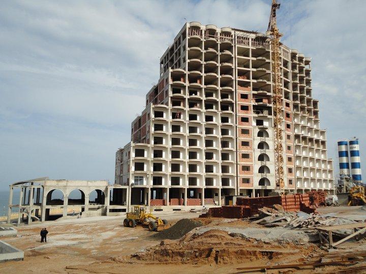 صور للفندق أو المجمع الفندقي المرتقب خمس نجوم قوس قزح بلدية فلفلة ولاية سكيكدة 16413210