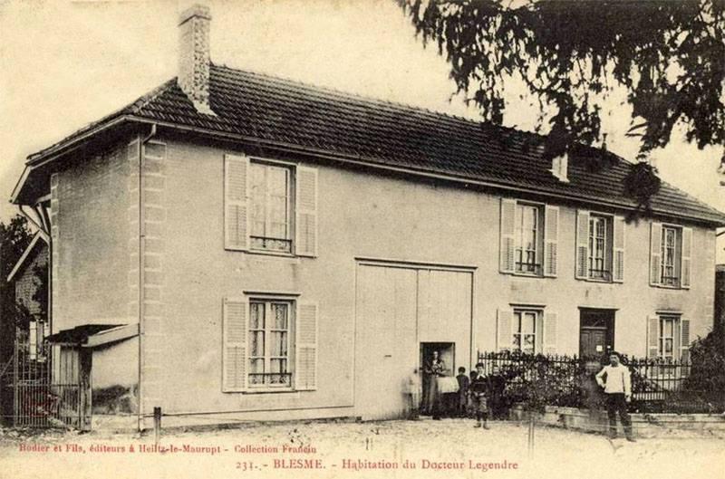 BLESME Maison10