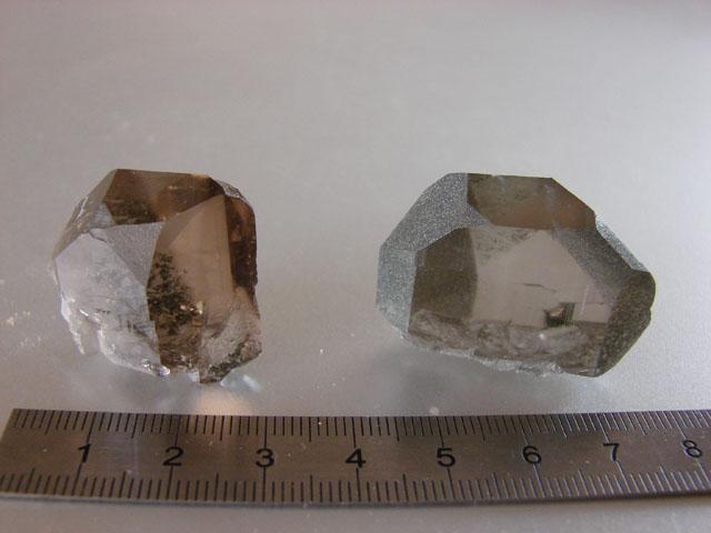 Quartz & minéraux du massif du Mont Blanc secteur Argentière 03410