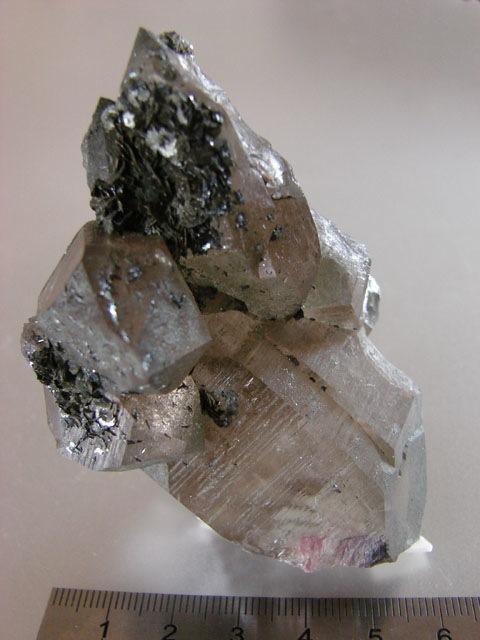 Quartz & minéraux du massif du Mont Blanc secteur Argentière 04610