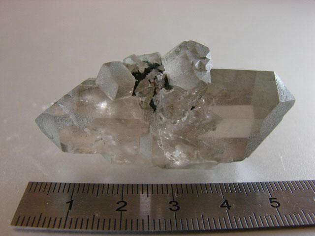 Quartz & minéraux du massif du Mont Blanc secteur Argentière 05210