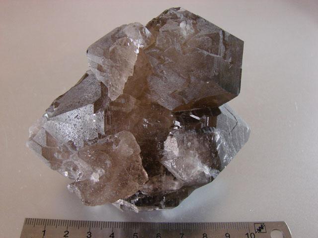 Quartz & minéraux du massif du Mont Blanc secteur Argentière 05610