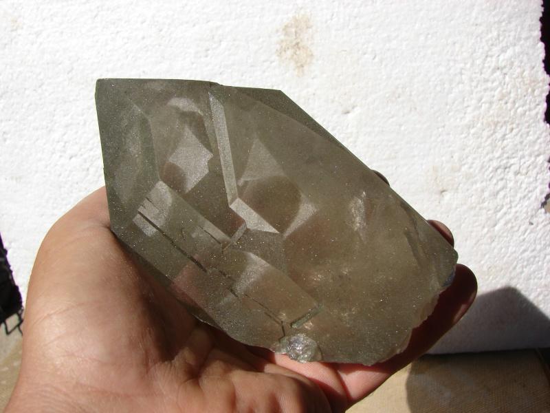 Quartz & minéraux du massif du Mont Blanc secteur Argentière Dsc08410