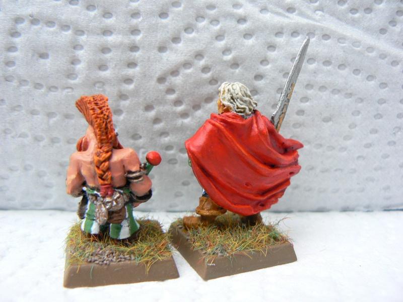Peinture figurine de l'Empire, de renom et autres. Gotrek11